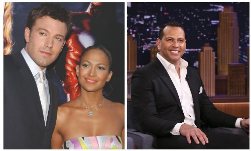 Alex Rodriguez has something to say about Jennifer Lopez and Ben Affleck hanging out