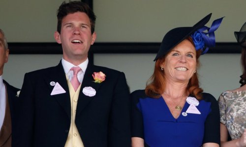 Sarah Ferguson comes to son-in-law Jack Brooksbank's defense following boat photos