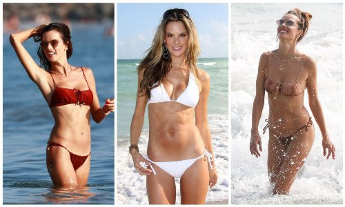 Photos: Get bikini inspiration from Alessandra Ambrosio