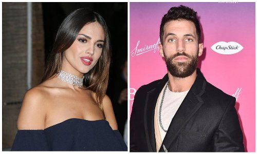 Eiza González's new romance with lacrosse star Paul Rabil