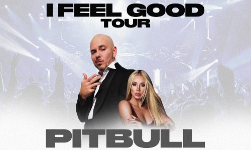 Pitbull is hitting the stage with Iggy Azalea for the Pitbull: I Feel Good Tour