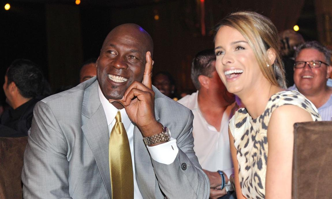 7 things you didn't know about Michael Jordan's wife: Yvette Prieto - cover