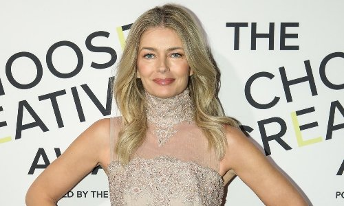 Paulina Porizkova reveals her nude Vogue cover was completely unretouched