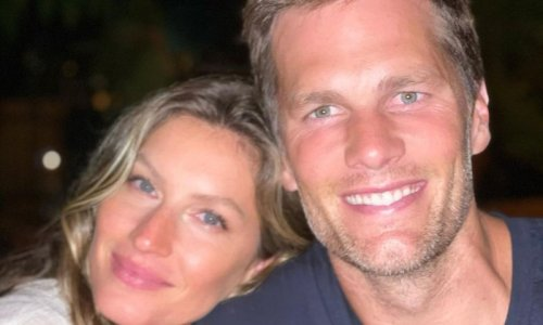 Gisele Bündchen wishes the 'love of her life' Tom Brady a happy birthday for his 44th