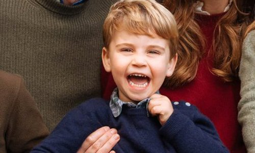 Prince Louis' big news revealed ahead of his 3rd birthday—plus see his adorable new portrait