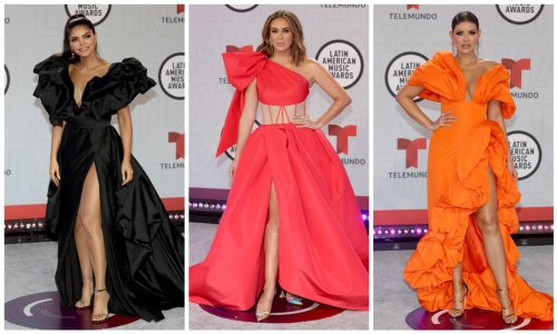 Latin American Music Awards 2021: The best red carpet looks