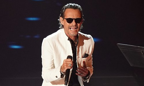 Marc Anthony cancels his performance at the Latin American Music Awards