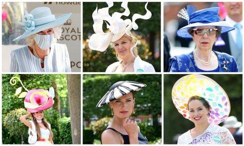 Glamorous, funky and elegant hats at the Royal Ascot 2021 [PHOTOS]