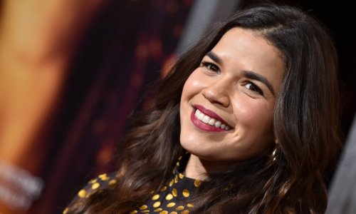 America Ferrera joins Anne Hathaway in Apple TV+ limited series 'WeCrashed'