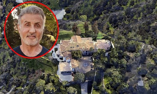 Sylvester Stallone is selling his beautiful Beverly Hills mansion for $130 million