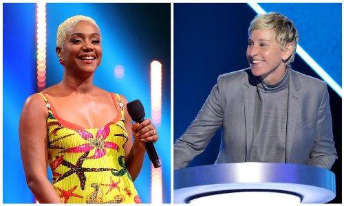 Is Tiffany Haddish replacing Ellen DeGeneres as the daytime tv queen?