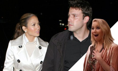 Jennifer Lawrence's reaction to JLo and Ben Affleck's reunion is priceless