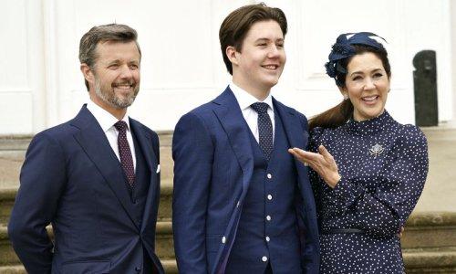 Crown Princess Mary's son celebrates 16th birthday with new photos