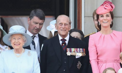 Kate Middleton has worn this special jewelry piece that Prince Philip designed for the Queen