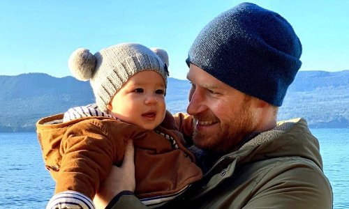 Prince Harry reveals son Archie has already attended his first day of school