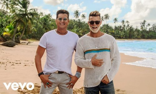 "Carlos Vives and Ricky Martin unite for their first collaboration ever, ""Canción Bonita"""