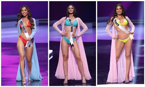 Miss Universe: Top 10 Finalists [Photos]