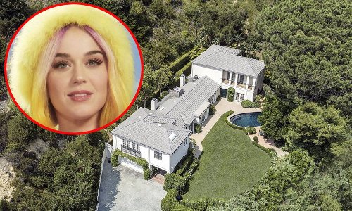 Katy Perry is selling her Beverly Hills mansion for $7.45 million