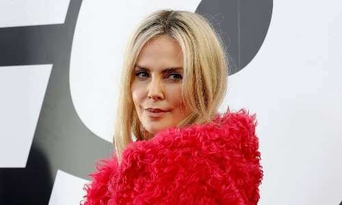 Charlize Theron's F9 character allowed her to 'go wild' and be 'as psychopathic as possible'