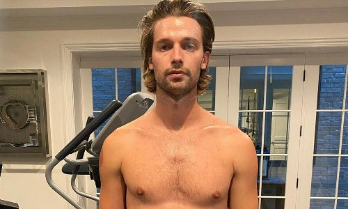 Patrick Schwarzenegger looks more like dad after 50-day 5 am workout challenge
