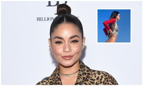 Vanessa Hudgens calls out the 'summer body' stereotype under pics of Kendall Jenner