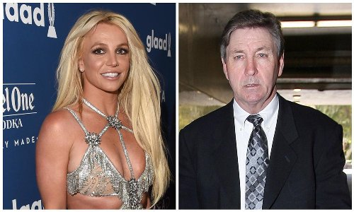 """Britney Spears claims her father was """"obsessed"""" with her and even wanted to control her home decor"""