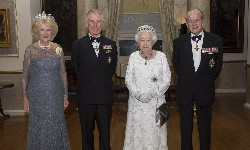 Prince Philip died on Prince Charles' wedding anniversary to Camilla in shocking coincidence