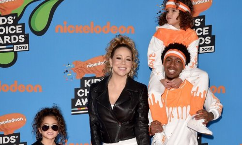 Nick Cannon snuck cellphones to his and Mariah Carey's twins after she said no