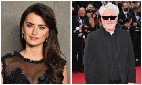 Penelope Cruz's new film, 'Parallel Mothers' by Pedro Almodovar is set to open the Venice Film Festival