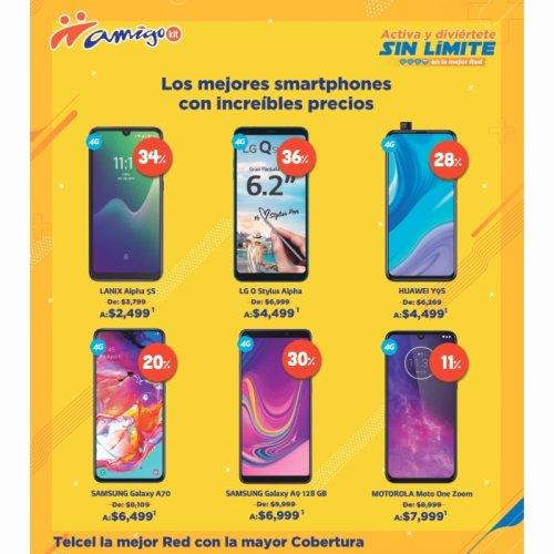 ¡Con Amigo Kit estrena el smartphone que te guste a increíbles precios!