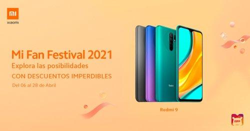 Vive el Mi Fan Festival de Xiaomi con promociones especiales para ti