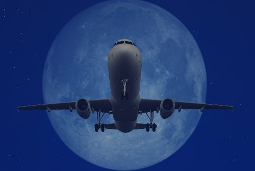 Qantas to launch supermoon and lunar eclipse scenic flight