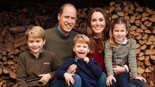 Prince George, 7, Looks Just Like Dad Prince William On Father's Day Outing With Princess Charlotte