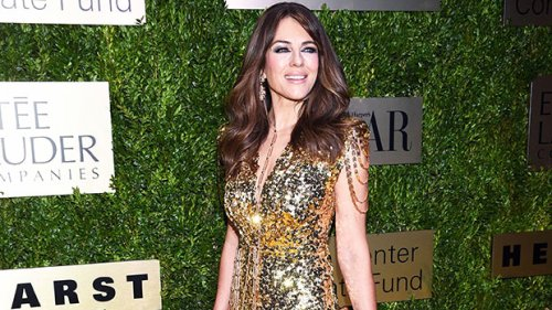 Elizabeth Hurley, 56, Forgets Her Bikini Top In Sexy 'Staycation' Pic