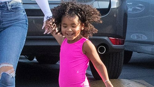 Khloe Kardashian Shows Just How Tall True, 3, Has Gotten In New Pic Before Dance Class — Photo