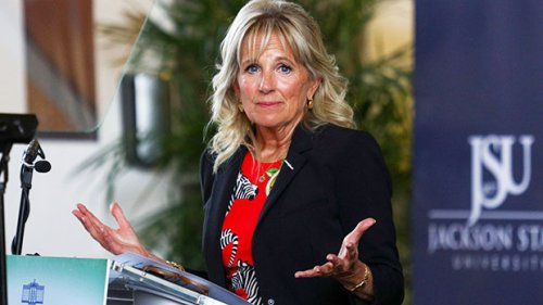 Jill Biden Hospitalized: First Lady Punctures Foot & Has Surgery With Joe Biden By Her Side