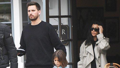 Kourtney Kardashian Plans To Confront Scott Disick Over Travis Barker Romance Diss: She's 'Frustrated'
