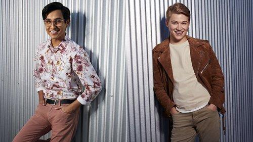 'HSMTMTS' Season 2: Frankie Rodriguez & Joe Serafini Tease Carlos & Seb's 'Really Sweet' Journey