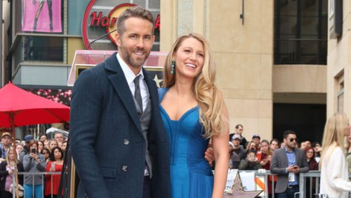 Blake Lively & Ryan Reynolds Dine At Boston Restaurant Where They Had Their 1st Date — Photos