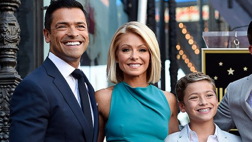 Kelly Ripa & Mark Consuelos' Son Michael, 24, Reveals How He Feels About His Mom's Sexy Swimsuit Photos