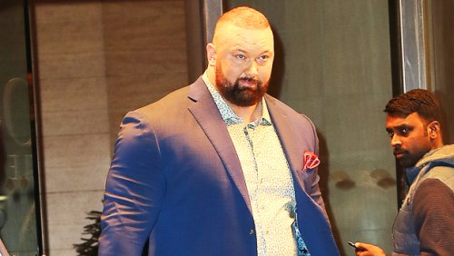 'Game Of Thrones' Star That Played The Mountain Shows Off Impressive 100 Lb. Weight Loss – Photos