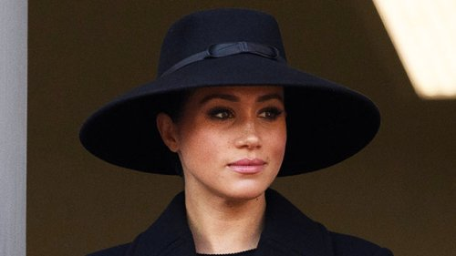Meghan Markle: Why She's Not Attending Prince Philip's Funeral