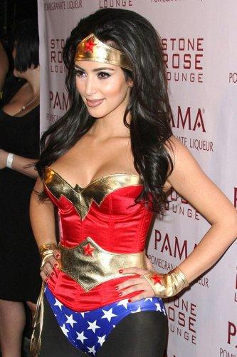 Kim Kardashian's Sexiest Halloween Costumes — Photos