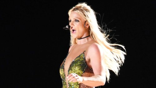 Britney Spears Wears Just Her Daisy Dukes In Sexy New Photo As She Soaks Up The Sun