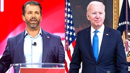 Donald Trump Jr. Mocked For Tweet Saying Biden 'Isn't The Next FDR, He's The Next Jimmy Carter'