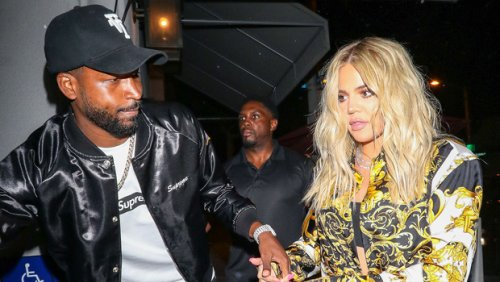 Khloe Kardashian & Tristan Thompson Reportedly Split As He's Pictured With Mystery Woman