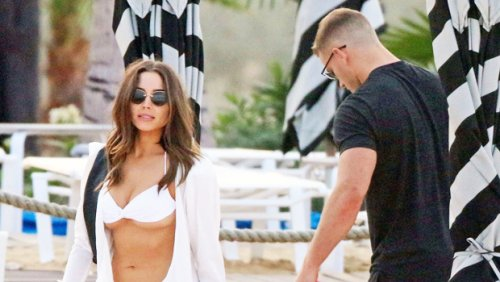 Olivia Culpo Rocks A Bikini While Passionately Kissing Christian McCaffrey In Hot New Pic