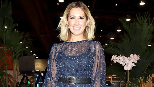 Ashley Tisdale Shares First Precious, Full Face Photos Of Newborn Daughter Jupiter: See Pics