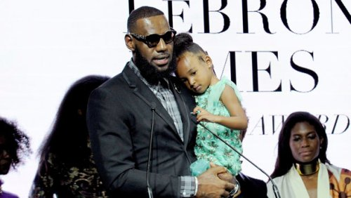 LeBron James' Daughter Zhuri, 6, Shows Off Her Epic Dance Moves In New TikTok Video