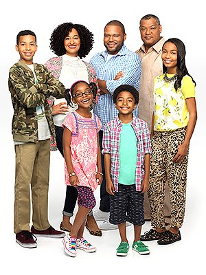 'Black-ish' Cast Then & Now: Photos Of Tracee Ellis Ross & More From First Season To Now